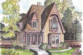 100 cottage homes floor plans plan 36239tx 4 car back entry