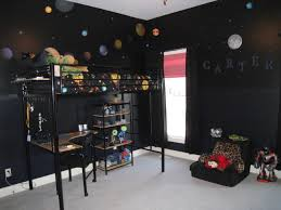 galaxy themed boys bedroom goth themed bedroom space themed