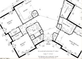 house drawings plans drystacked surface bonded home construction drawing plans for