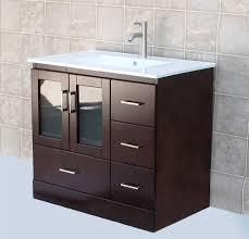 Bathroom Vanities 18 Inches Deep by Bathroom Vanity With Deep Sink 18 Inch Deep Double Sink Vanity For