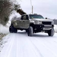 lifted gmc dually torq army on twitter