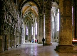 Mont Saint Michel Interior Chartres And Mont Saint Michel Richard Nilsen