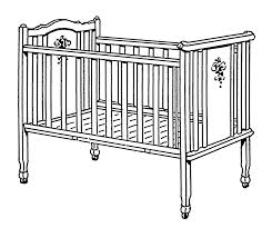 Young America Convertible Crib by Infant Bed Wikipedia