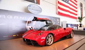 pagani huayra red u s accounts for 40 percent of pagani huayra sales