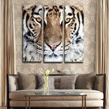 Wildlife Home Decor by Popular Tiger Head Wall Art Buy Cheap Tiger Head Wall Art Lots