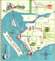 Seattle Districts Map by Seattle Trip Highlights Pike Place Market U0026 Water Taxi For Two