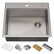 what size undermount sink fits in 30 inch cabinet workstation 30 drop in undermount 16 stainless steel