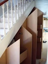 Below Stairs Design Cupboard Under The Stairs Arrangement Homesfeed