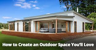 How To Create An Outdoor by How To Create An Outdoor Space You U0027ll Love