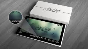 photographer business card templates photoshop photography free