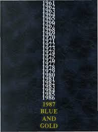 1987 blue and gold yearbook by la salle college high issuu