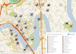 Denver Terminal B Map Brisbane Cbd Map Map Of Brisbane Cbd Australia