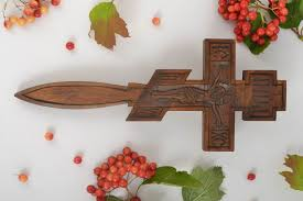 wood crosses wooden wall decor wood cross inspirational rustic design and