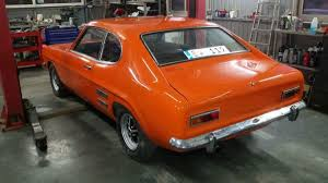 ford capri 1970 coupe 2 0l petrol manual for sale ayia napa