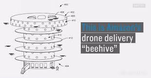 Hit The Floor Amazon - this giant amazon beehive drone warehouse could pop up in your