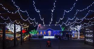 holiday lights house tours in chicago u0027s western suburbs opal