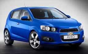 chevrolet aveo news 2012 chevrolet aveo hatchback debuts car