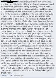 Navy Seal Meme - garlic bread baking academy navy seal copypasta know your meme