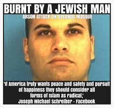 Orange Jews Meme - jewish man charged for orlando mosque fire alaqsablog