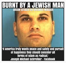 Orange Jews Meme - jewish man charged for orlando mosque fire alaqsablog