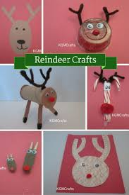 reindeer crafts for kids decorate for christmas