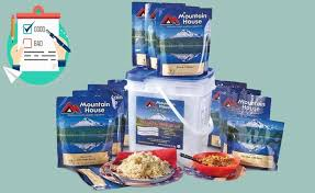 mountain house food u0027just in case u0027 essential bucket review