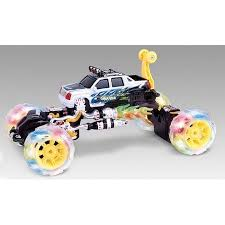 light up remote control car monster rolling rc remote control car toy lights up music spins by