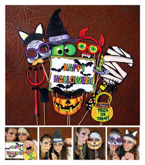 halloween party title creepy halloween photo booth props u2013 our third and final halloween
