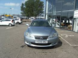 gumtree lexus cars glasgow 2009 09 lexus is 2 5 250 se i 4d auto 204 bhp guaranteed