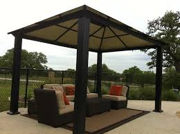 patio furniture gazebo amazon com stc santa monica gazebo 9 by 12 feet patio lawn