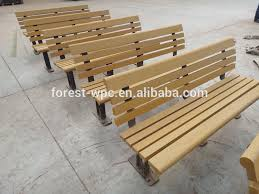 Wholesale Benches Awesome Composite Wood Bench Plastic Benches That Look Like