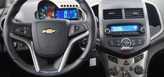Chevrolet Sonic Interior Chevrolet Sonic Included In Wardsauto U0027s 10 Best Interiors Gm