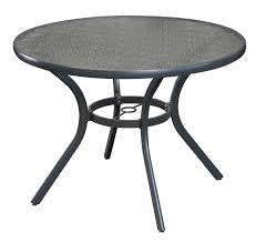 round glass outdoor table outdoor tables round aluminium table segals outdoor furniture perth