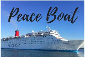 peace boat city of fremantle mayor brad pettitt u0027s blog
