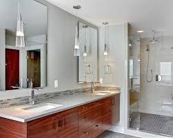 Bathroom Backsplash Houzz - Bathroom backsplash designs