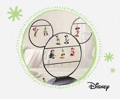 hallmark to release a year of disney magic character ornaments