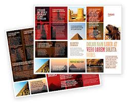 traveling brochure template design and layout download now 03640
