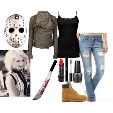 Jason Voorhees Costume Jason Voorhees Costume Created By Iloveclothesandfashion On