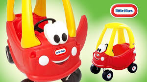 Little Tykes Toy Box Little Tikes Cozy Coupe Classic Red 30th Anniversary Edition