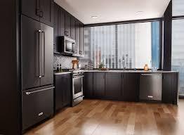 black kitchen appliances ideas trend alert colored appliances kitchen bath trends