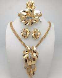 bridal gift bridal gift wedding jewelry set fashion