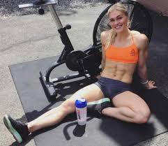 25 photos that prove katrin davidsdottir is the fittest woman on earth