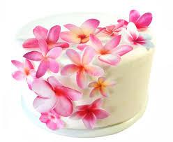 wedding cake edible decorations flower cake toppers edible flower decorations for wedding