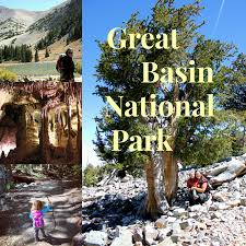 Great Basin National Park Map Great Basin National Park U2013 Adventuresome Sprout