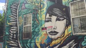 Clarion Alley Mural Project San Francisco by Clarion Alley Murals Youtube