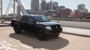 nissan titan 2018 nissan midnight edition will offer blacked out looks for titan and