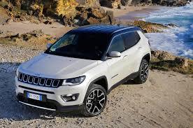 reviews jeep compass jeep compass multijet 140 limited 2017 review autocar