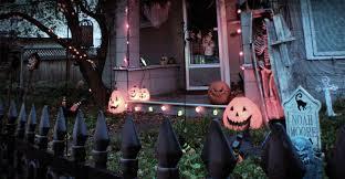 halloween yard decorations from creepy u0026 scary to cute u0026 silly