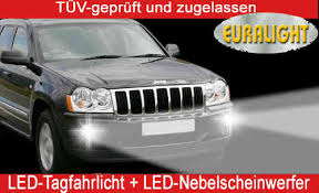 2005 jeep grand fog lights led daytime running lights and fog lights jeep grand wh