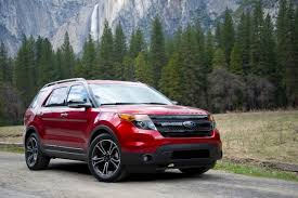 Ford Explorer Xlt 2013 - 2013 ford explorer sport photo gallery autoblog